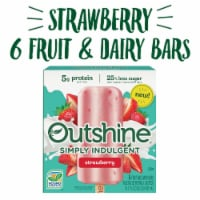 Outshine Creamy Strawberry Bars