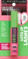 Maybelline Great Lash Lots of Lashes 141 Very Black Mascara - 1 ct