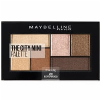 Maybelline The City Mini Eyeshadow Palette - Rooftop Bronzes - 1 ct