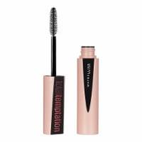 Maybelline Total Temptation Blackest Black Washable Mascara
