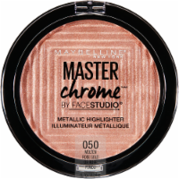 Maybelline Master Chrome by Face Studio 050 Rose Gold Metallic Highlighter - 1 ct
