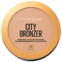 Maybelline City Bronzer and Contour Powder - 200 - 1 ct