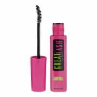 Maybelline Great Lash Curved Brush Blackest Black Mascara