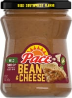 Pace Mild Bean and Cheese Dip