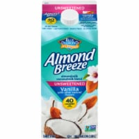 Almond Breeze Unsweetened Vanilla Almondmilk Coconutmilk Blend