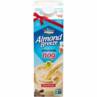 Blue Diamond Almond Breeze Classic Almondmilk Nog