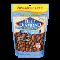 Blue Diamond Lightly Salted Almonds - 19.2 oz