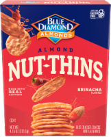 Blue Diamond Almond Nut-Thins Sriracha Rice Cracker Snacks