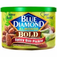 Blue Diamond Bold Spicy Dill Pickle Almonds - 6 oz