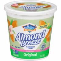Blue Diamond Almond Breeze Original Almondmilk Yogurt Alternative