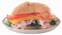 Turkey Cheddar Croissant