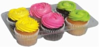 Decorated Mixed Cupcakes