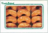 Fresh Baked Dozen Donuts