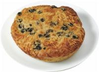 Black Olive Parmesan Foccaccia Bread - 12 oz