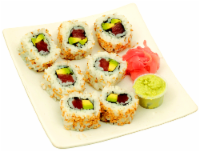Tuna Roll Maki Avocado Sushi NOT AVAILABLE BEFORE 11:00 AM DAILY