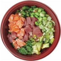 Salmon Poke Combo - 15 oz