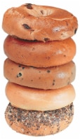 Bakery Fresh Goodness Assorted Bagels - 6 ct