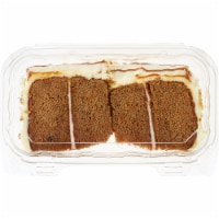 Bakery Fresh Goodness 2 Slice Carrot Cake with Cream Cheese Icing - 10 oz
