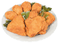 8 Count Deli Fresh Fried Chicken (NOT AVAILABLE FOR ORDERS BEFORE 11:00 am DAILY)