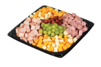 Deli Cubed Meat and Cheese Tray