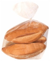 Bakery Fresh White Bolillo Rolls 4ct