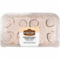 Bakery Fresh Goodness Cinnamon Rolls Family Pack 8 Count