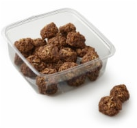 Bakery Fresh Goodness Mini Peanut Butter Fudge No Bake Cookies