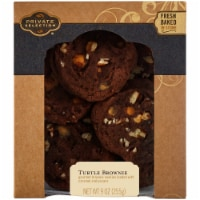 Private Selection™ Turtle Brownie Cookies 6 Count