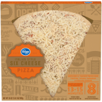 Kroger® Italian Style Six Cheese Pizza