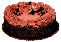 Bakery Fresh Goodness Chocolate Crunch Single Layer Cake