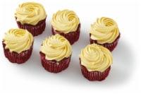 Bakery Fresh Goodness Red Velvet Pride Cupcakes