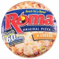 Roma Original 4-Cheese Pizza