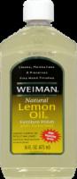 Weiman Natural Lemon Oil Furniture Polish - 16 Fl Oz