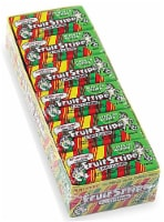 Fruit Stripe Assorted Flavored Chewing Gum