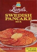 Lund's Swedish Pancake Mix