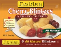 Golden Cherry Blintz
