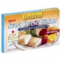 Golden Sweet Cheese Blintzes - 13 oz