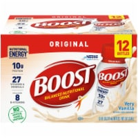 Boost Very Vanilla Nutritional Drink