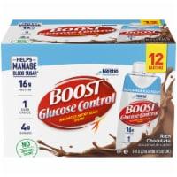 Boost Glucose Control Rich Chocolate Balanced Nutritional Drink