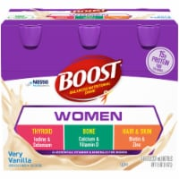 Boost Calorie Smart Vanilla Delight Nutritional Drink