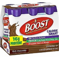 Nestle  BOOST® Nutritional Drink  Calorie Smart   Rich Chocolate