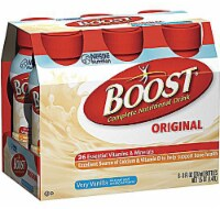 Nestle BOOST® Very Vanilla Nutritional Drink 24 Bottles