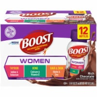 Boost Rich Chocolate Women's Balanced Nutritional Drink