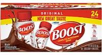 Nestle BOOST® Plus Nutritional Rich Chocolate Drink - 24 bottles / 8 fl oz