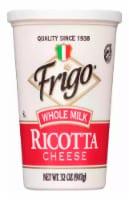 Frigo Whole Milk Ricotta Cheese