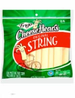 Frigo Cheese Heads Low Moisture Part Skim Mozzarella Original String Cheese