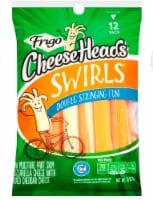 Frigo CheeseHeads Swirls String Cheese Sticks