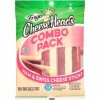 Frigo Ham & Swiss Cheese Sticks Combo Pack