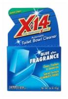 X-14 Blue Plus Fragrance Automatic Toilet Bowl Cleaner - 1.6 oz