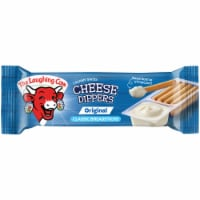 The Laughing Cow Cheese Dippers Creamy Swiss with Classic Breadsticks - 1.23 oz